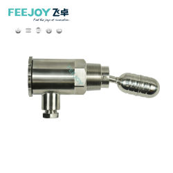 Sm6の高精度で、安定性が高い水位の送信機