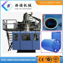 60L 120L 160L 200L 220L Plastiktrommel-chemisches Zylinder-Blasformen, das Maschine herstellend formt