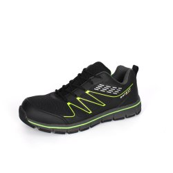 Neues Fashionable Design Safety Sport Shoes Cement Safety Shoe Light Shoes mit Toe Cap (SN5751)