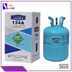 자동차 공기 사기 가스를 위한 빠른 어는 99.9% 순수성 중국 공급자 냉각하는 R134A 가스
