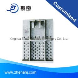 Телец пластины решетки, легированная сталь для изготовителей оборудования с круглым отверстием корпуса моста0723.02-1 решетки (SLC)