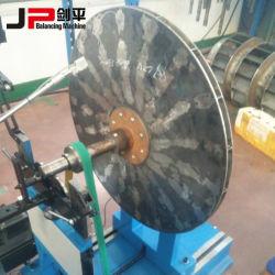Rotor da ventoinha centrífuga, rolamento duro, máquina Dynamic Balance