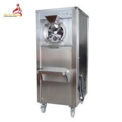 20 Liter per uur van het Commerciële Italiaanse Roomijs Gelato die de Harde Machine van het Roomijs maken