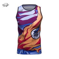 Cody Lundin Diseñe su propia Llanura de algodón personalizadas Culturismo Fitness Gimnasio Stringer Sport Tank Top para hombres