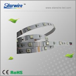 5m Witte RGB IP20 300 LEIDENE SMD Lichte 44 Zeer belangrijke Verre LEIDENE van de Band Strook 5050