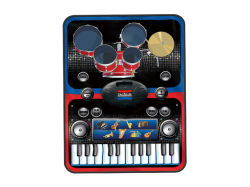 Stupendo 2 in 1 stuoia musicale del gioco dell'organo elettronico del timpano scherza il migliore regalo dei giocattoli per i bambini H8353240