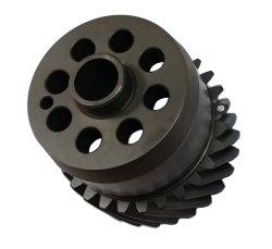 不安定な大宇DoosanのDl08エンジンのためのシャフトギア65.02115-0040の不安定なシャフトギア