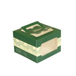 カスタム円形の贅沢な蝋燭のギフト用の箱、印刷されるロゴの蝋燭の瓶の荷箱