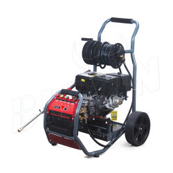 Bison limpiador de alta presión 3000 psi 4500psi arandela de presión al aire libre