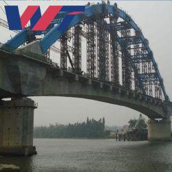 Berufsentwurfs-industrieller Portalrahmen-Stahlbrücken-Zelle