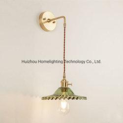 Jlw-G102 het moderne Licht van de Lamp van de Muur van het Glas van de Slaapkamer van de Woonkamer van het Huis Decoratieve Duidelijke Blaker Opgezette