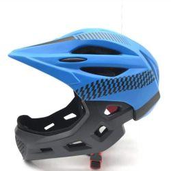 Shell de PC material ABS de espuma de poliestireno expandido Kids capacete para Scooting