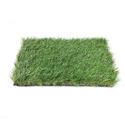 A Evergreen aparência natural relva sintética para decoração de Paisagismo