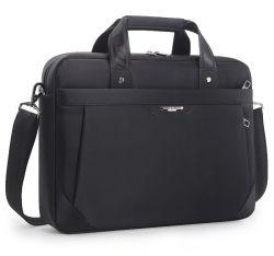 Einzelner Schulter-Geschsaftsreise-Computer-Notizbuch-Laptop dokumentiert Portefeuille-Konferenz-Handtaschen-Beutel (CY8903)