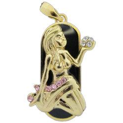 Красивые дамской сумочке Diamond украшения флэш-накопитель USB (TY5167)