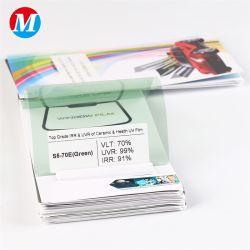 車のためのフィルムを染める淡いブルーの紫外線保護フィルムのNano陶磁器のWindows