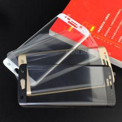 Samsung S10/S9/S8/S7/S6のための9h硬度の完全なカバー緩和されたガラススクリーンの保護装置