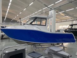 6.25m 빠른 낚시 보트 Aluminum Cuddy Cabin for Sale Made 중국
