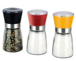Smerigliatrice di pepe manuale/smerigliatrice di vetro della spezia/smerigliatrice del sale