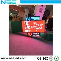 P6 atractiva pantalla de la Cruz de farmacia de LED