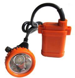 Gloria lampe d'exploitation minière, avec l'unité chargeur Kj3.5lm