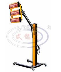 Wld-3une lampe infrarouge pour cabine de pulvérisation