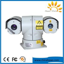 Laser-Kamera des t-Form-Fahrzeug-Gebrauch-PTZ IR