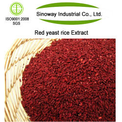 Lovastatin 1%-3% durch HPLCroten Hefe-Reis-Auszug