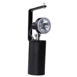 Портативный свете факелов Взрывозащищенный светодиодный индикатор работы 12W для использования вне помещений прожектор