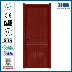 Jhk-P04 شاكر مصبوب الحمام غطاء بلاستيكي PVC باب مصبوب HDF