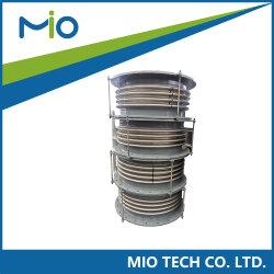 高品質の補正器の金属のステンレス鋼は長方形の膨張継手をどなる