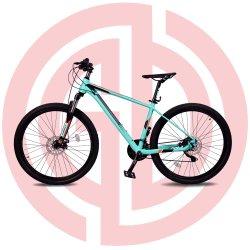 녹색 숙녀 또는 남자 자전거 여성 또는 남성 합금 산 자전거