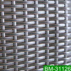 Novo estilo de mobiliário de exterior Stripe em vime sintético (BM-31126)