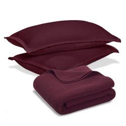 Hersteller Texpro 2021 neue vier Schicht-Kissen-Täuschungen: 100% erstklassige gekämmte Baumwolle für das entscheidende in überlagertem Komfort