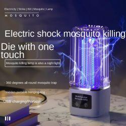 Zanzara elettrica uccisione lampada trappola zanzara per la camera da letto