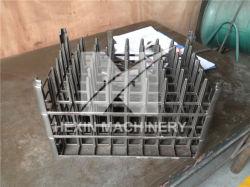 Four de moulage à modèle perdu paniers paniers empilables résistant à la chaleur HX61036