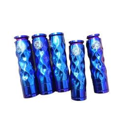 Passionné de la Gyre Lyfe Vape populaire Mod clone E cigarette Mech AV Mod bleu
