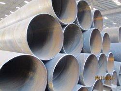 Tubo de aço carbono do tubo soldado espiral tubo SSAW API 5L do tubo de Gás e Óleo Padrão