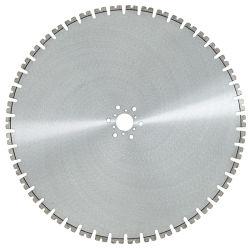 """Segment """"U"""" soudées au laser Découpe de béton mur de diamant de la lame de scie de coupe en béton armé"""