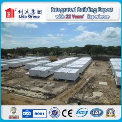 Tela plana de alta carga de neve China Pack Preço de casas de contentores