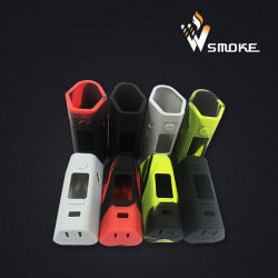 Wismec RX2/3 Box Mod Funda de silicona cubierta de la funda protectora de goma