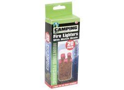 Camping coincide con el aserrín