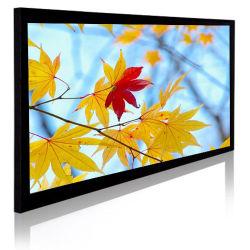 Кино в формате HD с фиксированной экран проектора / фиксированная Projetcion экрана