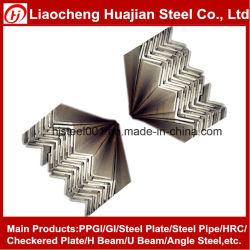 Q235B Heißgewalzter Eisentreißstab Mit Gleichem Stahlwinkel