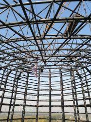 Système d'éclairage en aluminium Truss truss structure en acier de construction de toit