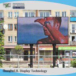 Publicité de plein air signe LED P10
