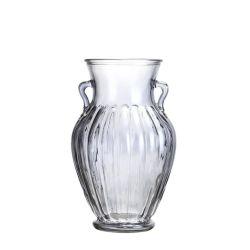 Vasi variopinti di vetro molto poco costosi della Cina Stype