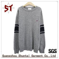 La moda suéter tejido casual con el logotipo para los hombres