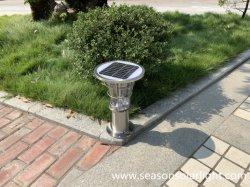 IP65, buen precio de la luz solar 5W de luz solar de césped en el exterior de luz LED para Iluminación de jardín