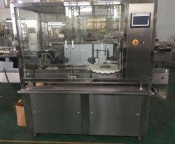 Óleo Essencial de líquidos máquina de enchimento e selagem/ Queda de Enchimento de garrafas de vidro âmbar máquina de nivelamento
